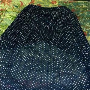 Dresses & Skirts - high low skirt